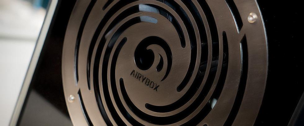 AIRYBOX идеальный решение для создания чистого воздуха в помещениях